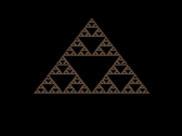 Tapis de Sierpinski - 755 ème avec 180 clicks - IFS